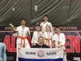 Мысковчане успешно выступили в Барнауле на Всероссийском турнире среди клубов «Altay open — 2019»