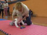 В СОК «Олимп» прошло молодежно-спортивное мероприятие «Бег в ползунках»