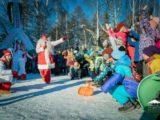 Мыски — территория благополучия. Главный Дед Мороз Кузбасса добрался до Мысков