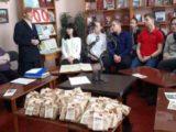 В библиотеке-филиале № 2 в рамках Всероссийской патриотической акции «Блокадный хлеб» состоялся круглый стол «Сквозь пелену времени»