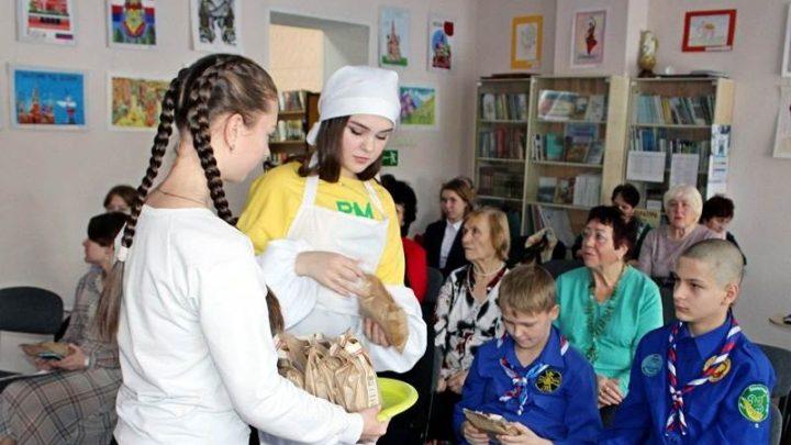 18 января в Мысках стартовала Всероссийская патриотическая акция «Блокадный хлеб»