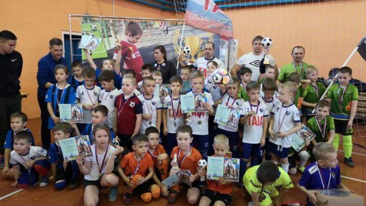 В СОК «Олимп» прошел турнир по мини-футболу на призы главы Мысков Евгения Тимофеева