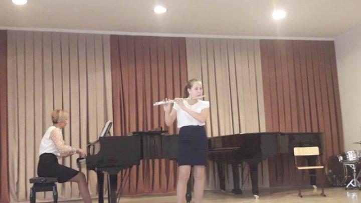 Учащиеся детской музыкальной школы №64 приняли участие в фестивале «Камертон 2020»