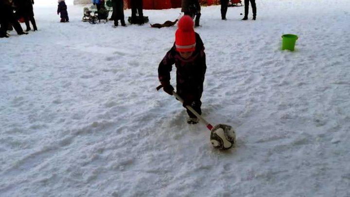 4 января для юных мысковчан прошли игровые развлекательные мероприятия