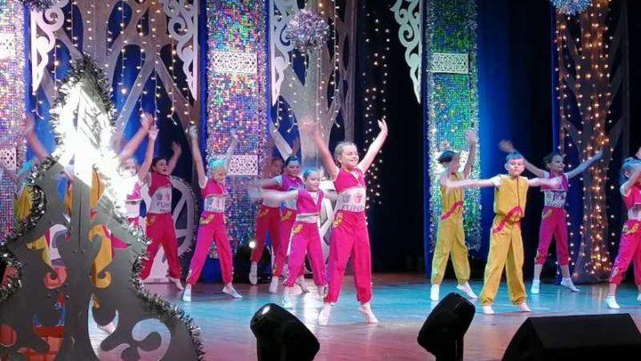 В Мысках состоялся праздничный концерт посвященный Рождеству Христову