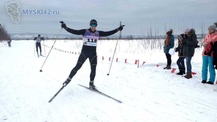 В Мысках состоялась XXXVIII массовая лыжная гонка «Лыжня России — 2020»