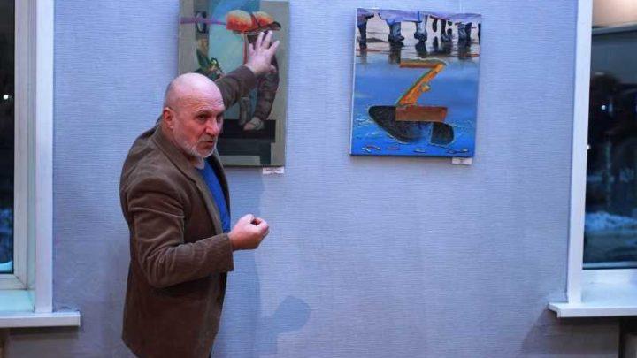 В галерее «АРТ Сегодня» открылась выставка мысковского художника Алексея Бабенко