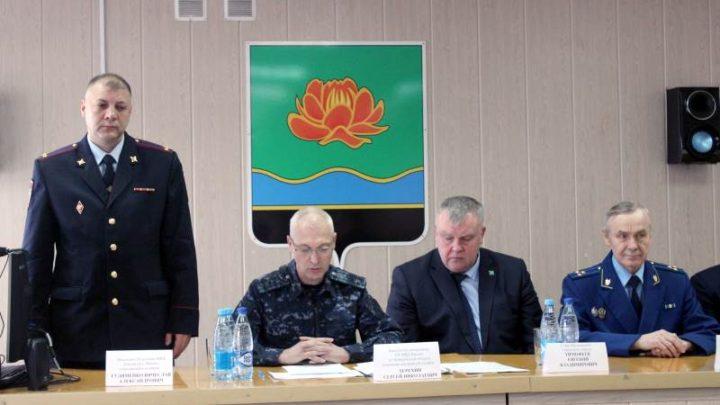 Вячеслав Гудименко назначен на должность начальника мысковской полиции