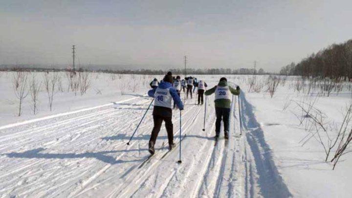 В Мысках завершился лыжный сезон