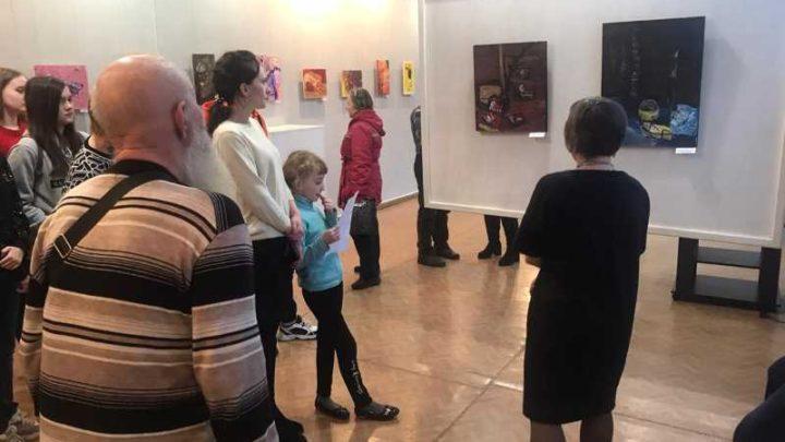 В галерее «АРТ Сегодня» открыта выставка «Артем Кожевников (компьютерная графика) и Юлия Прошкина (живопись, графика)»