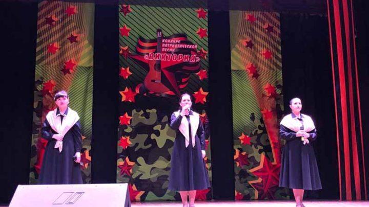 В Мысках состоялся XVII ежегодный городской фестиваль-конкурс патриотической песни «Виктория 2020»