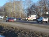 ДТП с участием автомобиля скорой медицинской помощи произошло в Мысках