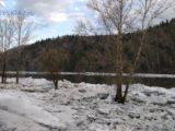 Затор на реке Томь ликвидирован