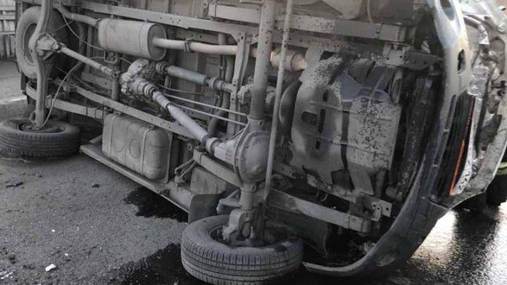 Подробности ДТП с участием автомобиля Газель скорой медицинской помощи и Mazda Familia
