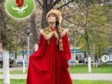 Мысковчанка Алина Акулякова принимает участие в конкурсе «Этно Краса – Тюркская жемчужина-2020»