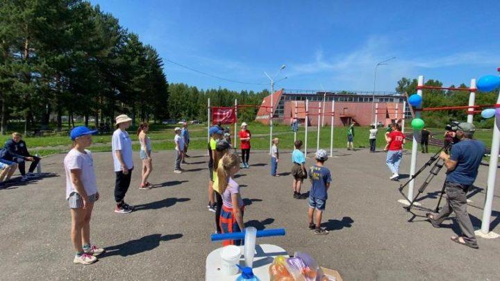 В Мысках прошел спортивный праздник «ГТО здесь и сейчас!»