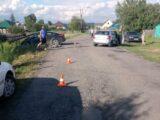 В Мысках произошло ДТП с участием Skoda Fabia и Kia Cerato