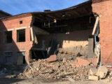 Прокуратурой Мысков организована проверка в связи с обрушением школы