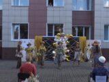 В Мысках прошел выпускной школы бального танца «Экспрессия»