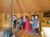 Новокузнечане посетили центр духовной культуры шорского народа «Эне Таг»